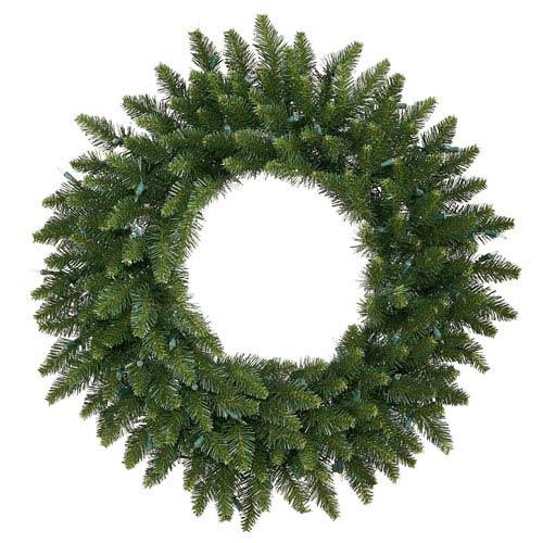 Green Camdon Fir Wreath 24-inch