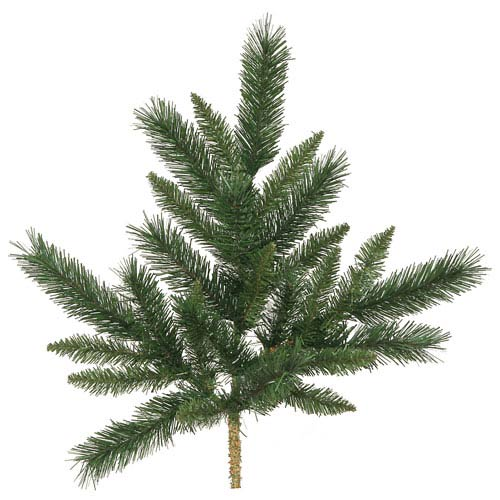 Green Imperial Pine Spray 21-inch
