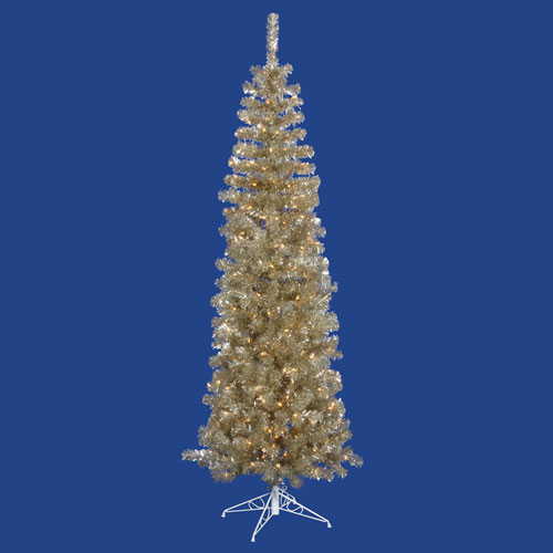 6 Ft. 6 In. Champagne Tree