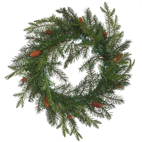 23 In. Douglas Fir Wreath