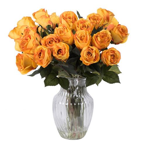 Orange Rose Arrrangement