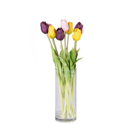 Mixed Tulips Arrangement