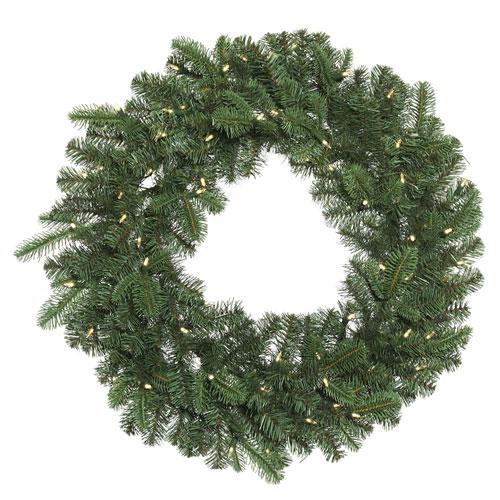 Vickerman 24 In. Grand Noble Wreath