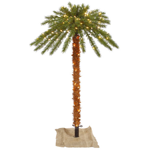6 Ft. Outdoor Palm Tree