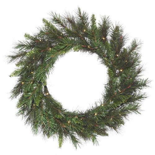 Vickerman 24 In. Nulato Mixed Pine Wreath