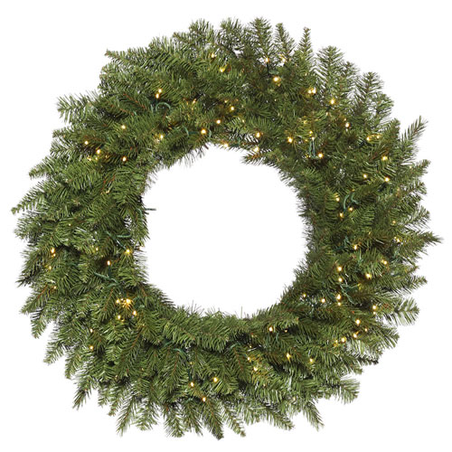 Vickerman 30 In. Carlsbad Fir Wreath