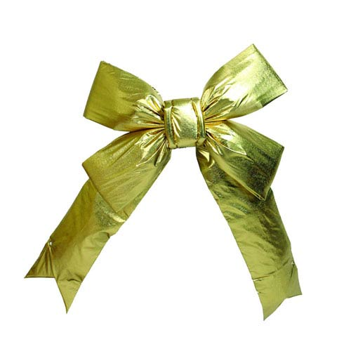 Gold 3.5-Inch Indoor Bow