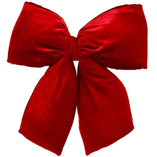 Red Bow 16-inch x 19-inch