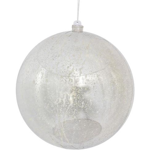 Vickerman Silver Shiny Mercury Ball