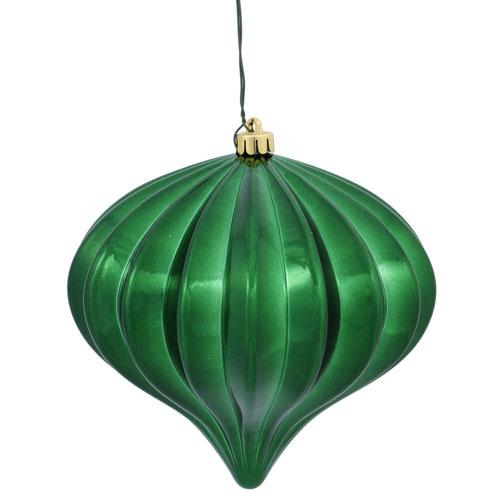 Green Shiny Onion UV Drill, Set of Three
