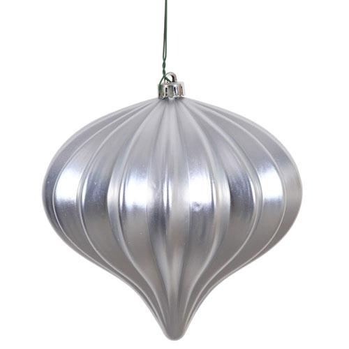 Silver Shiny Onion UV Drill, Set of Three