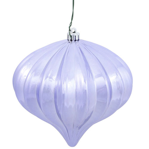 Steel Blue Shiny Onion UV Drill, Set of Three