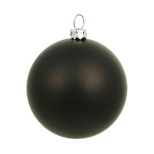 Black Ball Ornament 200mm