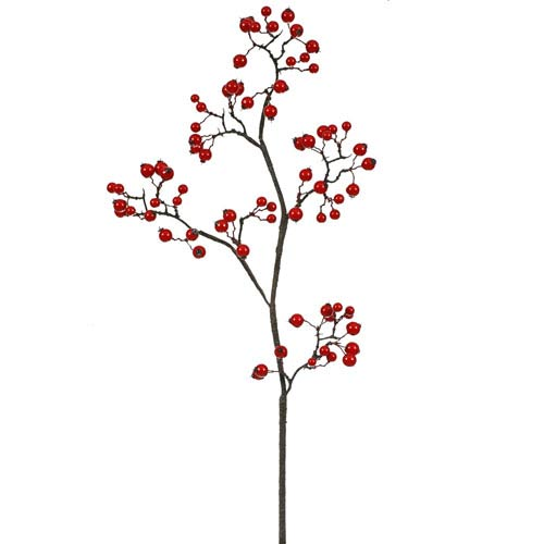 Red Mix Berry Spray 22-inch