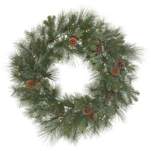 30 In. Grover Mix Pine Wreath