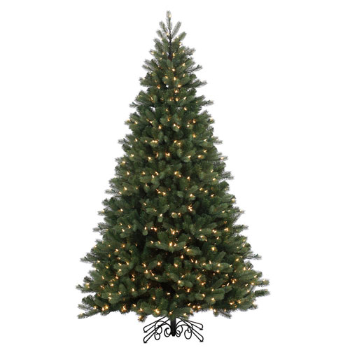 7 Ft. 6 In. Noble Instant Tree