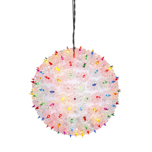 Multi-Color 150 Light Twinkle Star Sphere