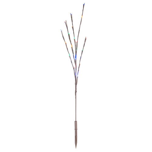 LED Multicolor Twig Lights, Set of Three