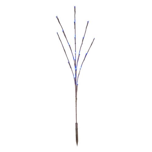 Vickerman LED Blue Twig Lights, Set of Three