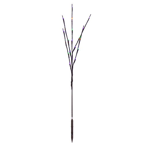 LED Multicolor Twig Lights, Set of Three