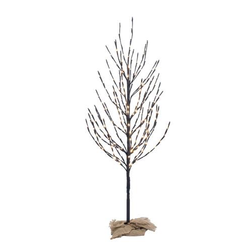Vickerman 4 Ft. Brown Tree
