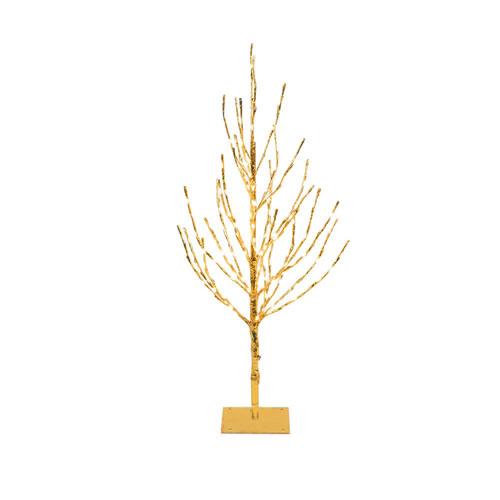 4 Ft. Gold Tree
