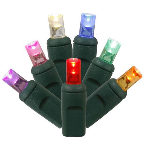 70 Light LED Multicolor Twinkle Set