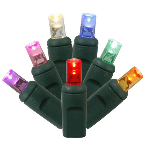 50 Light LED Multicolor Lights