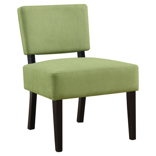 Green 32-Inch Accent Chair