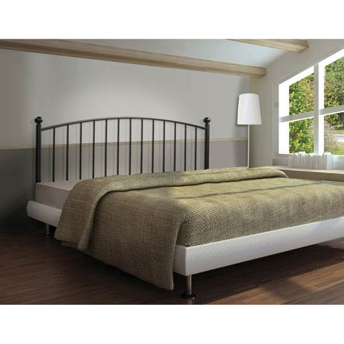 Hawthorne Ave Bed - Queen or Full Size / Coffee Headboard or Footboard