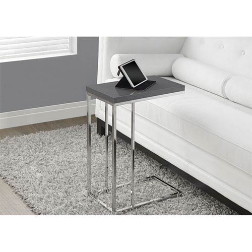 Grey Accent Table