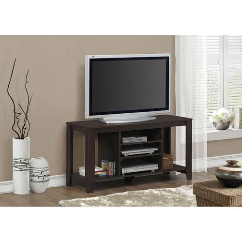 Cappuccino 48-Inch TV Console