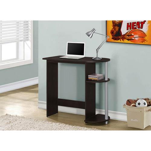 Hawthorne Ave Computer Desk - 32L / Juvenile / Cappuccino