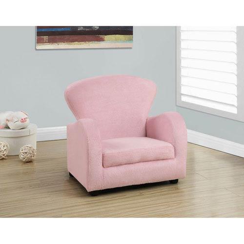 Pink Juvenile Chair