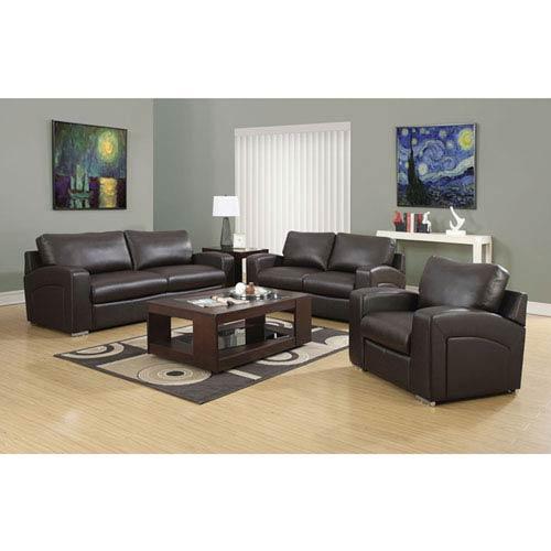 Dark Brown Sofa Chair