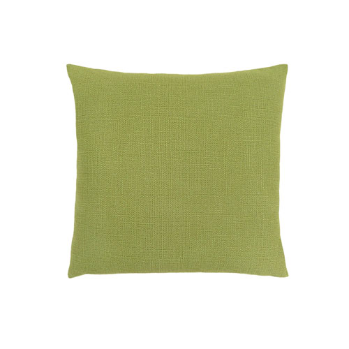 Hawthorne Ave 18-Inch Patterned Lime Green Pillow