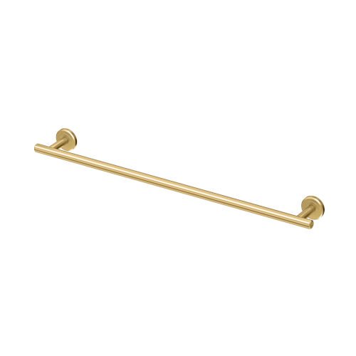 Latitude II Brushed Brass 24-Inch Towel Bar