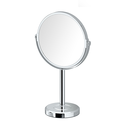Latitude II Table Mirror Chrome