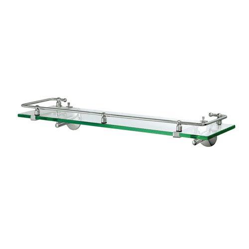 Premier Chrome Railing Shelf