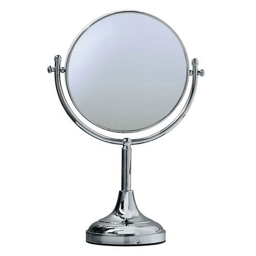 Chrome Table Mirror