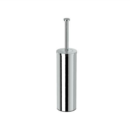 Latitude II, Slender Toilet Brush Holder, Chrome