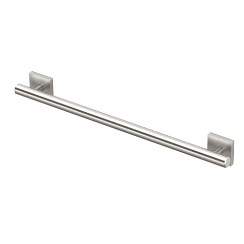 Elevate 24-inch Grab Bar Satin Nickel