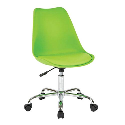 Emerson Green Student Side Chair