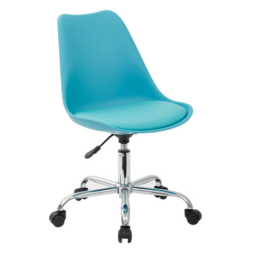 Emerson Teal Student Side Chair