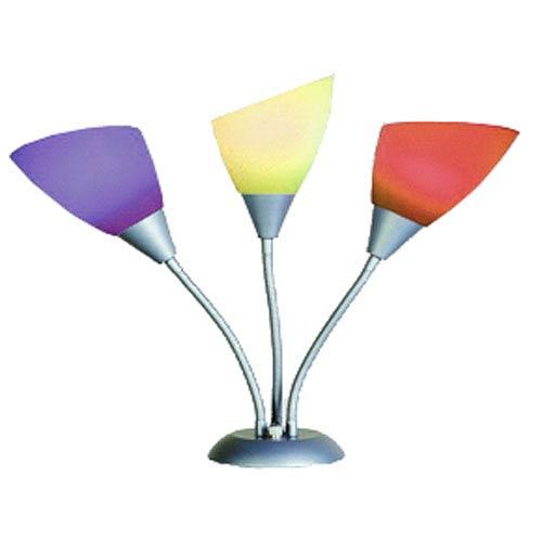 Multi-Color Flippant Desk Lamp