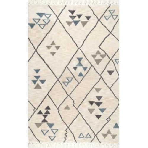 Terri Natural Runner: 2 Ft. 6 In. x 8 Ft.