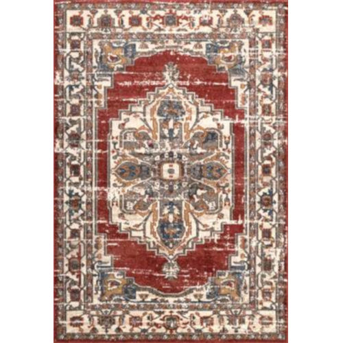 Lea Medallion Rectangular Rug