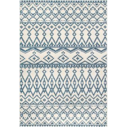 Ronnie Blue Rectangular: 5 Ft. x 7 Ft. 5 In. Rug
