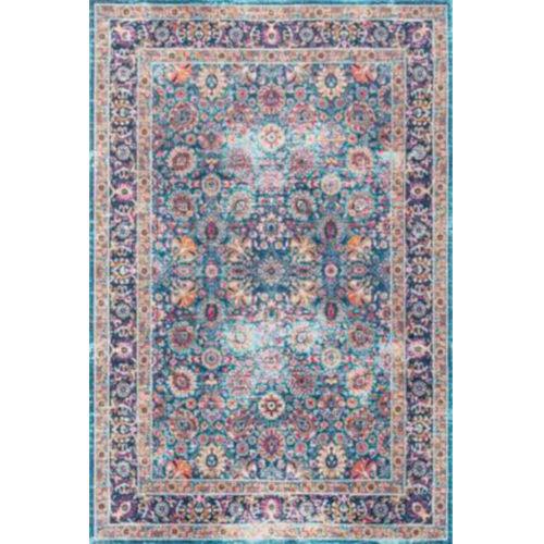 Vintage Persian Floral Isela Rectangular Rug