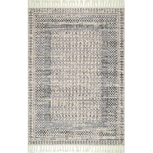 Claudia Gray Multicolor Rectangular: 9 Ft. x 12 Ft. Rug